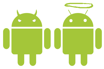 Android naughty or nice